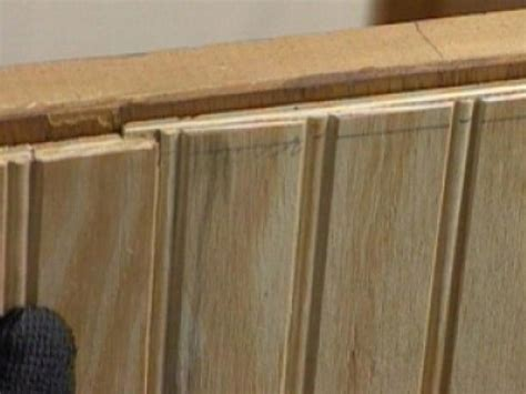 bead bord how to install beadboard paneling how tos diy