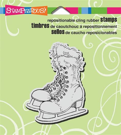 Stendous Cling Mounted Rubber Sts Skates