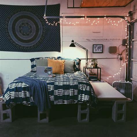 concrete block bed frame cinder block bed frame diy concrete block bedframe
