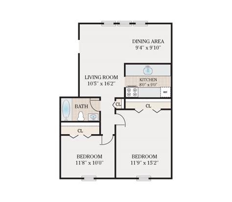 how big is 650 sq ft how big is 650 square aspen apartments
