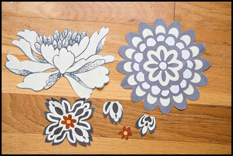 decoupage fabric on wood diy decoupage wood bowl a gathering