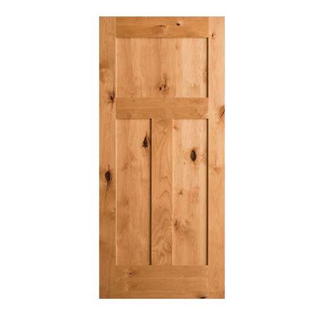 prehung solid wood interior doors krosswood doors 32 in x 80 in krosswood craftsman 3