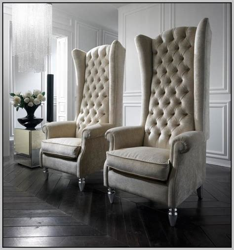 leather chairs living room high back leather living room chair chairs home