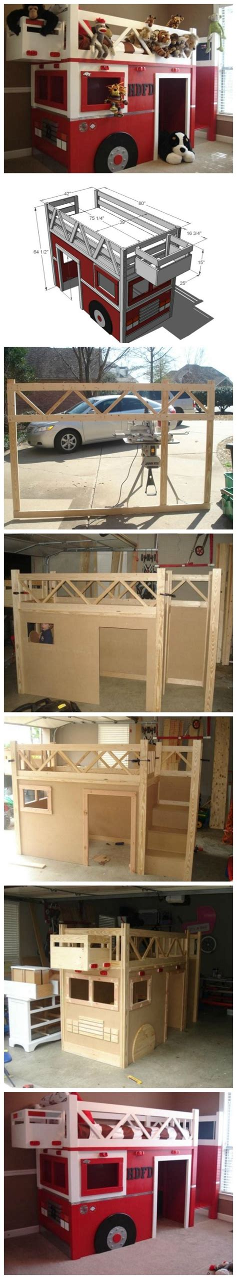 box for bunk bed bedroom truck bunk bed for inspiring unique bed