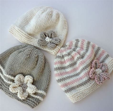 knitting patterns pdf free baby hat knitting pattern pdf emilie instant