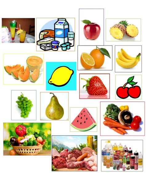 alimentos que no son nutritivos alimentos nutritivos