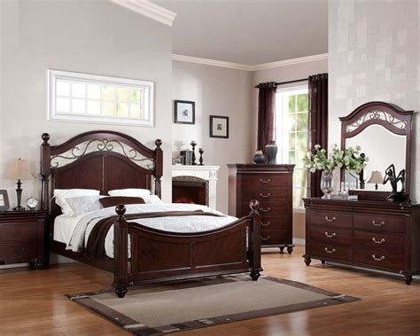 acme furniture bedroom bedroom set cleveland by acme furniture ac21550set