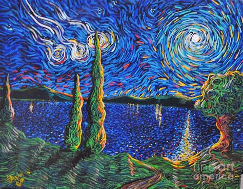 paint nite duncan three wishes painting by stefan duncan