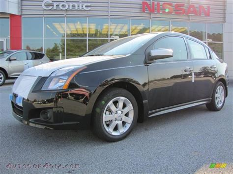 2011 Nissan Sentra Sr by 2011 Nissan Sentra 2 0 Sr In Black 617356 Autos