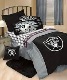 raiders comforter set oakland raiders comforter and sheet set free shipping