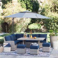 cheap patio dining set with umbrella best 20 patio dining sets ideas on patio sets