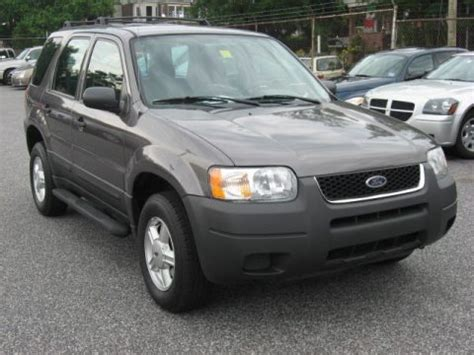 2003 Ford Escape Xlt by 2003 Ford Escape Xlt V6 Data Info And Specs Gtcarlot