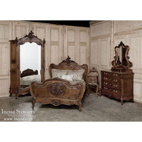 rococo bedroom set antique bedroom furniture 19th century rococo