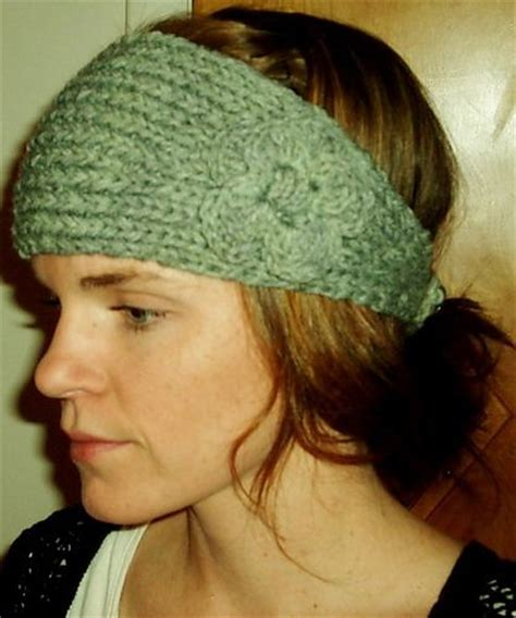 knitting a flower for a headband ravelry flower headband free pattern how to knit along
