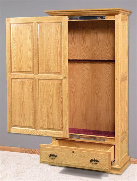 door gun cabinet solid wood sliding door gun cabinet