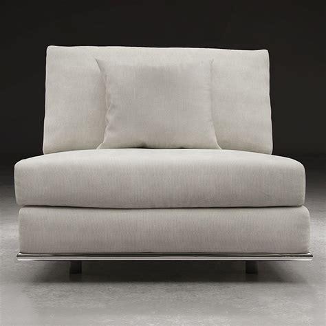 modern armless sofa modern armless sofa mid century modern tufted armless