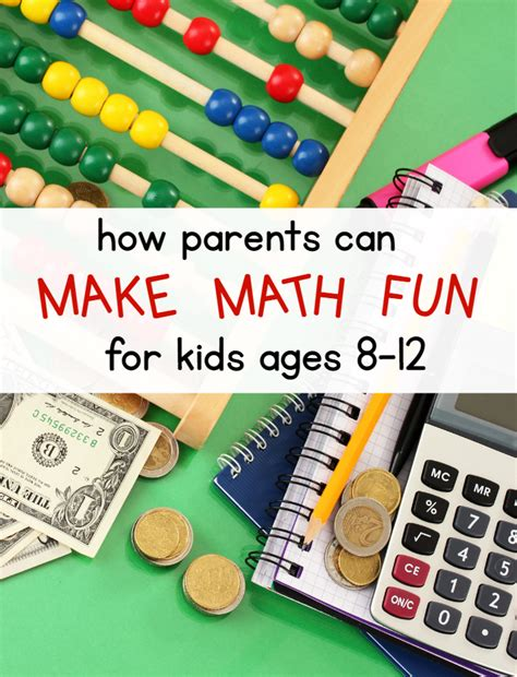 for ages 8 12 how to make math for ages 8 12 the measured