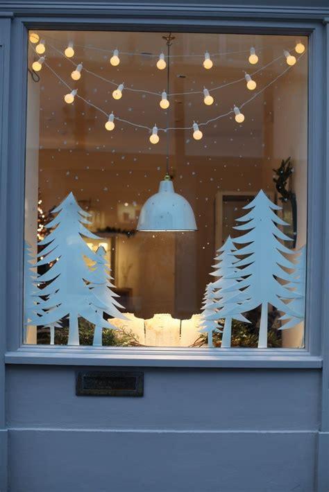 hanging window lights best 25 window decorations ideas on
