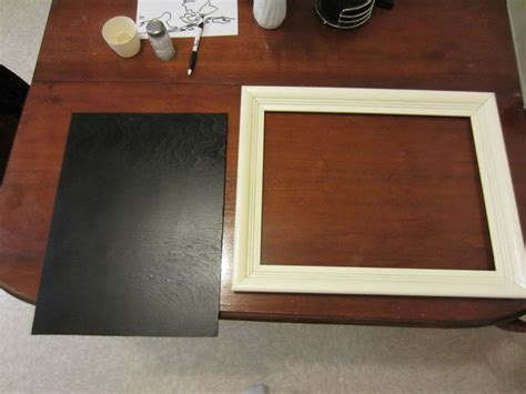 diy chalkboard using plywood how to make a chalkboard from a of wood easy cheap