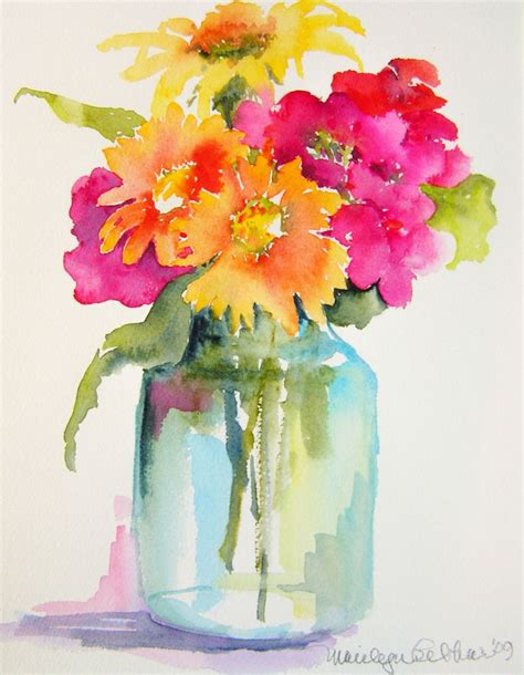make flower painting 25 best ideas about watercolor painting on