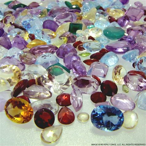 gems wholesale 200 carats mixed gem gemstone mix lot