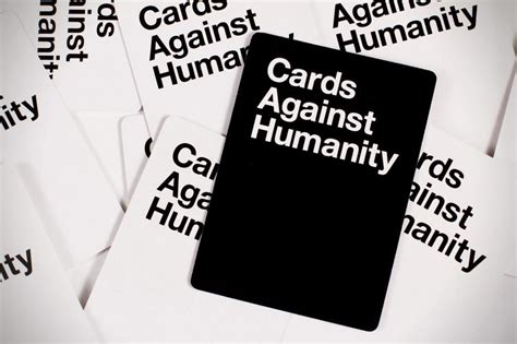 who makes cards against humanity cards against humanity free app hiconsumption