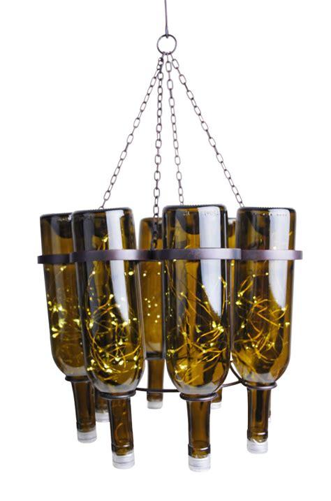 vine chandelier wine bottle chandelier