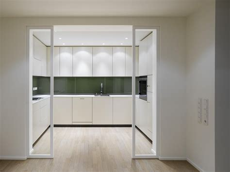 interior kitchen doors elegant interior design a duplex apartment with a