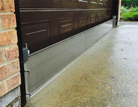 Garage Door Flood Barrier Garage Door Flood Barrier Techpaintball