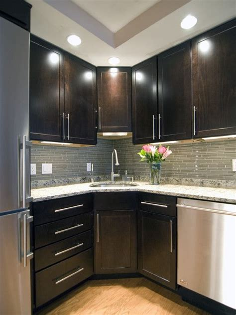 kitchen design cupboards corner sink small kitchen design pictures remodel decor