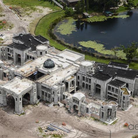 Versailles Florida Floor Plan update on an 85 000 square foot super mansion under
