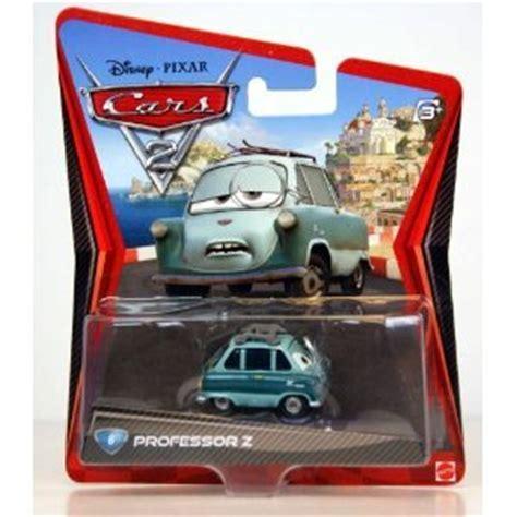 scenery rubber sts disney pixar cars 2 155 die cast car 6 professor z