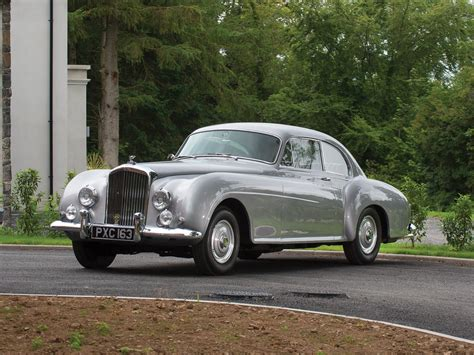 Bentley R Type Continental by Rm Sotheby S 1955 Bentley R Type Continental Fastback