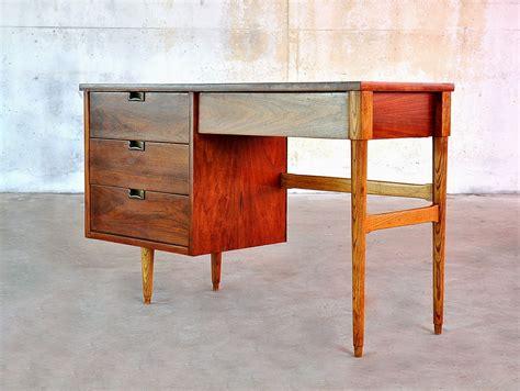 mid century modern select modern mid century modern desk or vanity table