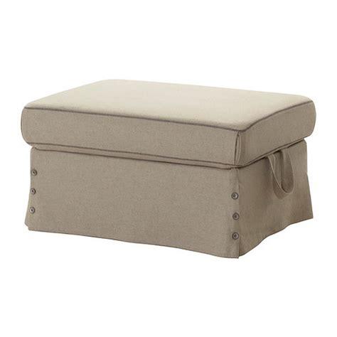 ikea ottoman cover ikea ektorp footstool cover ottoman slipcover risane