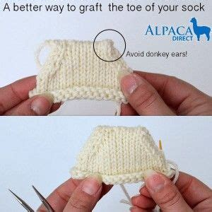 how to knit the toe of a sock 1000 images about sock knitting tips on
