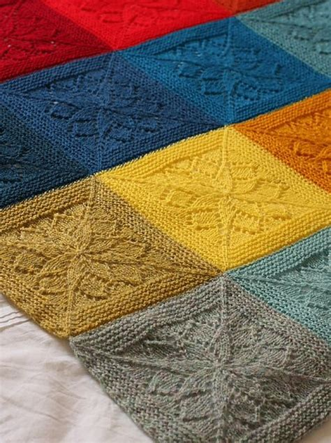 knitted squares for afghan pin by paula lapido on knit