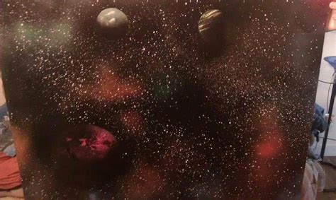 Spray Paint Galaxy By Cit Cat Kate On Deviantart