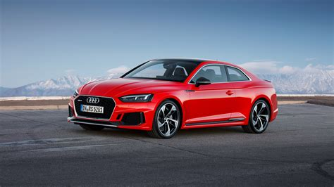 2 Car Wallpapers by 2017 Audi Rs 5 Coupe 2 Wallpaper Hd Car Wallpapers Id