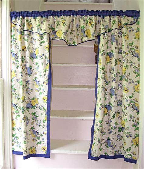 retro kitchen curtains 1940s 1950s kitchen curtains retro kitchens