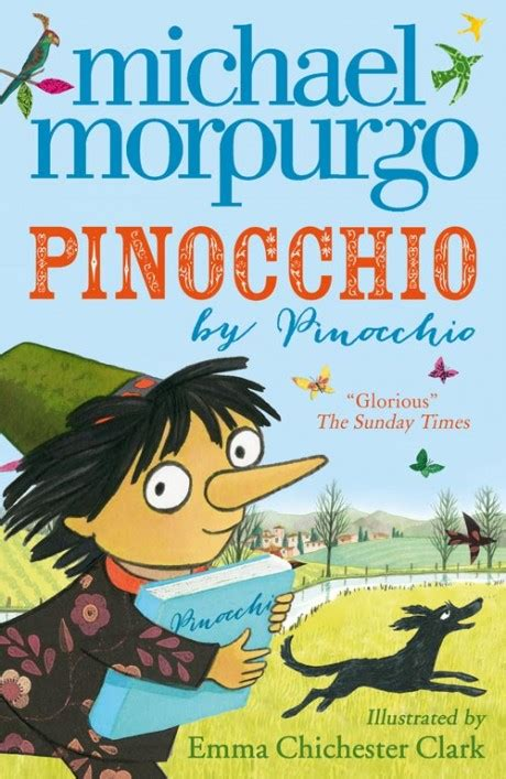pinocchio picture book pinocchio by michael morpurgo illustrated by