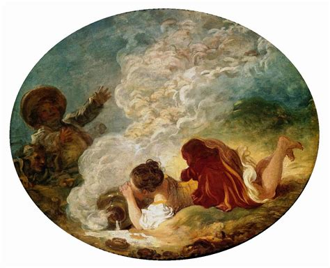 smelling paintings by fragonard in books events