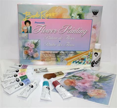 bob ross painting intro bob ross flower painting set international non flammable