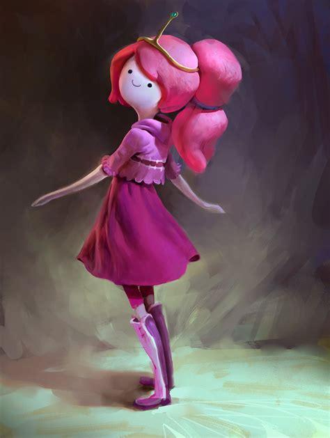 paint deviantart princess bubblegum by mikeazevedo on deviantart