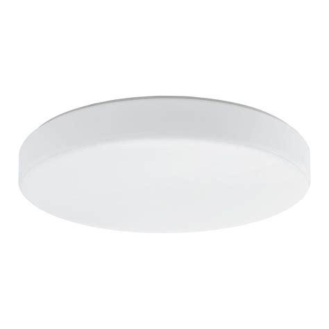 home depot ceiling lights eglo palomaro white led ceiling light 93386a the home depot