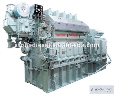 Daihatsu Diesel Engine by Daihatsu 5dk 26 Series Generator Engine 1200kw View