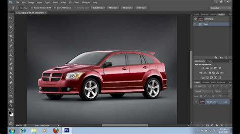 Car Photoshop Program by How To Make Your Car Lower In Photoshop Cs6