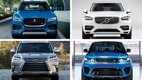What Is The Best Suv by Best Suvs 2018 The List Of Top 2018 Suvs