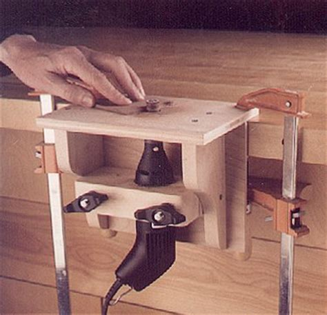 miniature woodworking mini router table