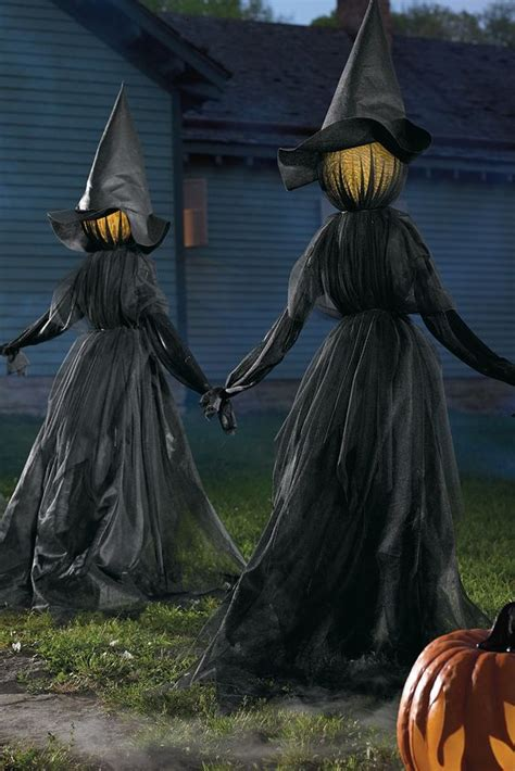 how to make outdoor decorations 34 witch themed decorations to create an